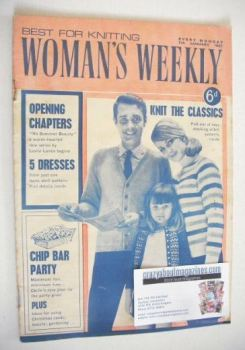 Woman's Weekly magazine (7 January 1967)