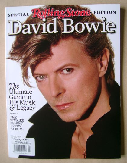 Rolling Stone magazine - David Bowie Special Edition