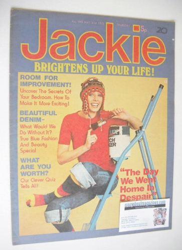 <!--1975-05-31-->Jackie magazine - 31 May 1975 (Issue 595)