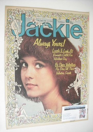 <!--1976-02-14-->Jackie magazine - 14 February 1976 (Issue 632)