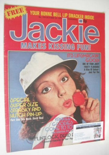 <!--1977-10-15-->Jackie magazine - 15 October 1977 (Issue 719)