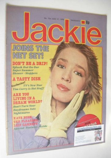 <!--1978-06-17-->Jackie magazine - 17 June 1978 (Issue 754)