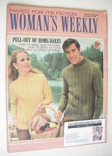 <!--1969-05-03-->Woman's Weekly magazine (3 May 1969)