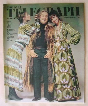 <!--1971-02-05-->The Daily Telegraph magazine - 5 February 1971