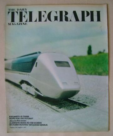 <!--1971-08-06-->The Daily Telegraph magazine - 6 August 1971
