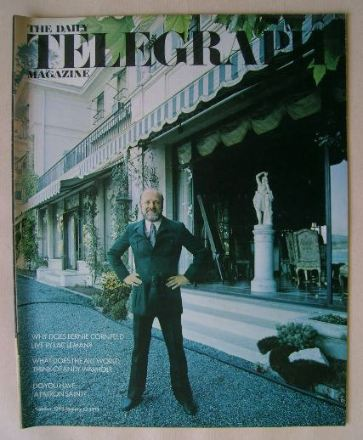 <!--1971-02-12-->The Daily Telegraph magazine - 12 February 1971