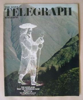 The Daily Telegraph magazine - 26 January 1973