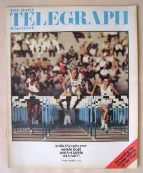 The Daily Telegraph magazine - 7 July 1972