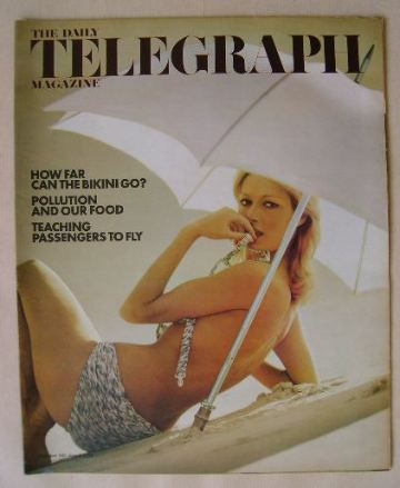 <!--1971-06-04-->The Daily Telegraph magazine - 4 June 1971