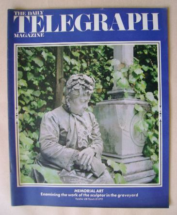 <!--1973-03-23-->The Daily Telegraph magazine - 23 March 1973