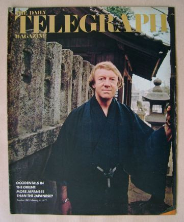 <!--1972-02-11-->The Daily Telegraph magazine - 11 February 1972