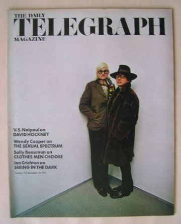 <!--1971-12-10-->The Daily Telegraph magazine - 10 December 1971