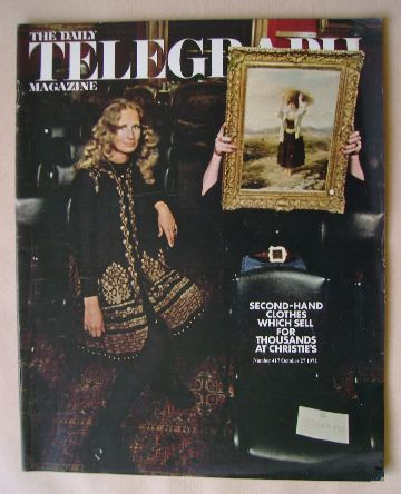 <!--1972-10-27-->The Daily Telegraph magazine - 27 October 1972