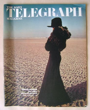 <!--1972-12-01-->The Daily Telegraph magazine - 1 December 1972