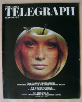 The Daily Telegraph magazine - 13 October 1972