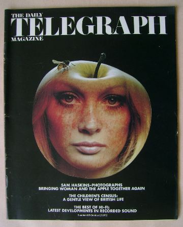 <!--1972-10-13-->The Daily Telegraph magazine - 13 October 1972