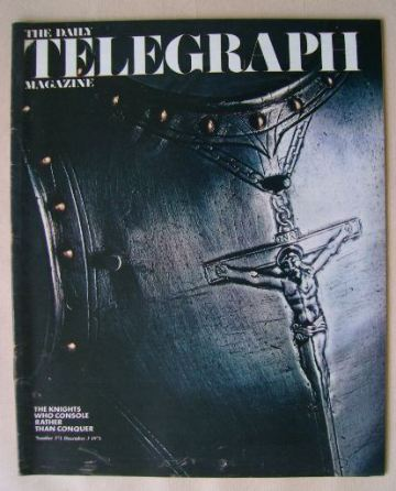 <!--1971-12-03-->The Daily Telegraph magazine - 3 December 1971