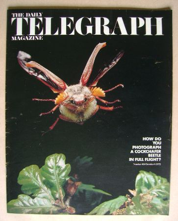 <!--1972-10-06-->The Daily Telegraph magazine - 6 October 1972