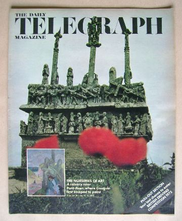 <!--1972-08-18-->The Daily Telegraph magazine - 18 August 1972
