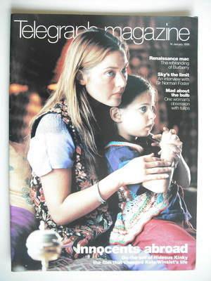 <!--1999-01-16-->Telegraph magazine - Kate Winslet cover (16 January 1999)