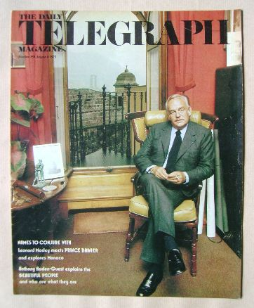 <!--1975-08-08-->The Daily Telegraph magazine - Prince Rainier of Monaco co