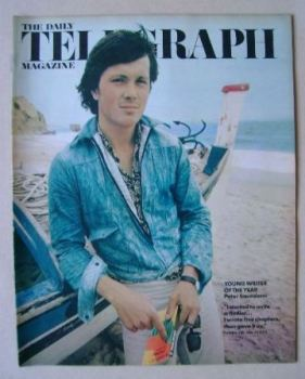 The Daily Telegraph magazine - Peter Saunders cover (25 June 1971)
