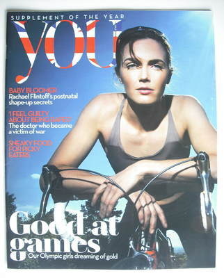 <!--2008-07-13-->You magazine - Good At Games cover (13 July 2008)