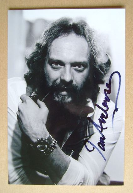 Ian Anderson autograph