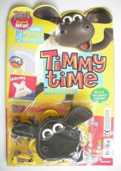 <!--2010-04-->Timmy Time magazine (Issue 1)