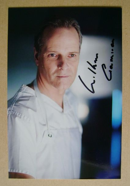 William Gaminara autograph (hand-signed photograph)