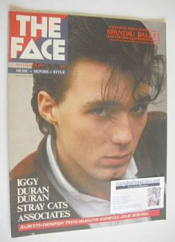 <!--1981-03-->The Face magazine - Martin Kemp cover (March 1981 - Issue 11)