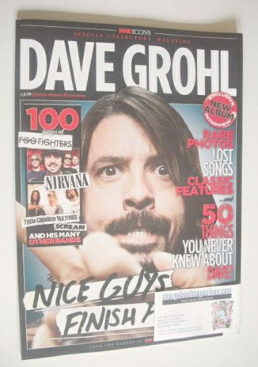 <!--2011-01-->NME Special Collector's Edition magazine - Dave Grohl cover (
