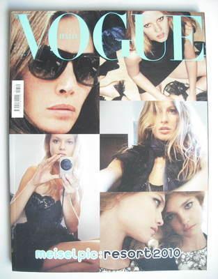 <!--2009-12-->Vogue Italia magazine - December 2009