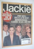 <!--1984-08-04-->Jackie magazine - 4 August 1984 (Issue 1074 - Bucks Fizz cover)