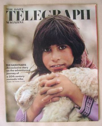 <!--1971-10-15-->The Daily Telegraph magazine - 15 October 1971