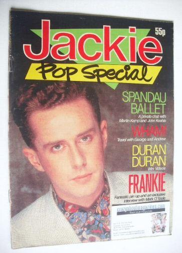<!--1985-01-01-->Jackie magazine - Pop Special (1985)