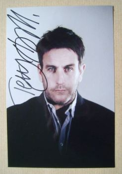 Terry Hall autograph