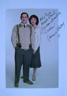 Melanie Walters autograph