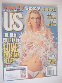 US magazine - November 1997 - Courtney Love cover