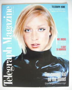 Telegraph magazine - Chloe Sevigny cover (29 August 1998)