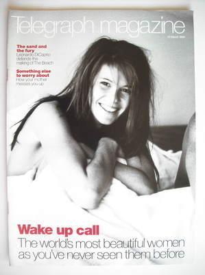 <!--1999-03-13-->Telegraph magazine - Elle Macpherson cover (13 March 1999)
