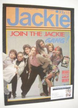 Jackie magazine - 7 September 1985 (Issue 1131)