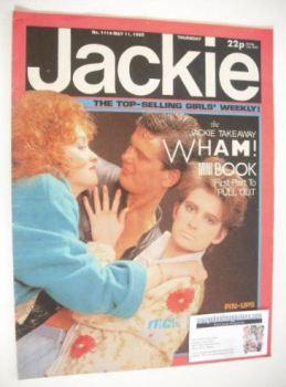 Jackie magazine - 11 May 1985 (Issue 1114)