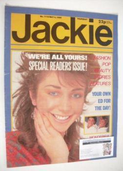 Jackie magazine - 4 May 1985 (Issue 1113)