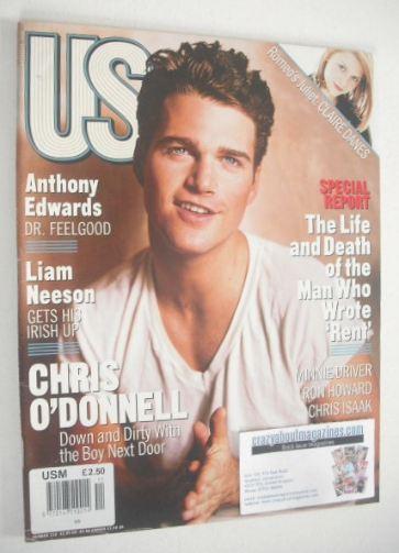 <!--1996-11-->US magazine - November 1996 - Chris O'Donnell cover