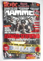 <!--2010-07-->Metal Hammer magazine - Avenged Sevenfold cover (July 2010)