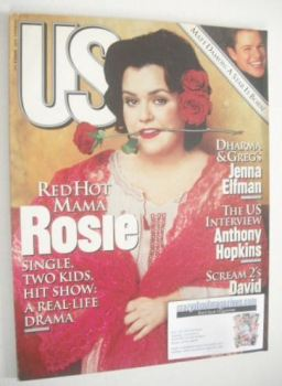 US magazine - February 1998 - Rosie O'Donnell cover