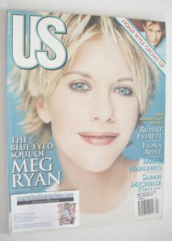 <!--1998-04-->US magazine - April 1998 - Meg Ryan cover