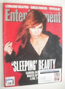 Entertainment Weekly magazine - Sandra Bullock cover (5 May 1995)
