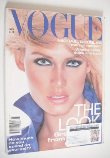 <!--1995-03-->British Vogue magazine - March 1995